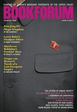 Bookforum Feb/Mar 2012