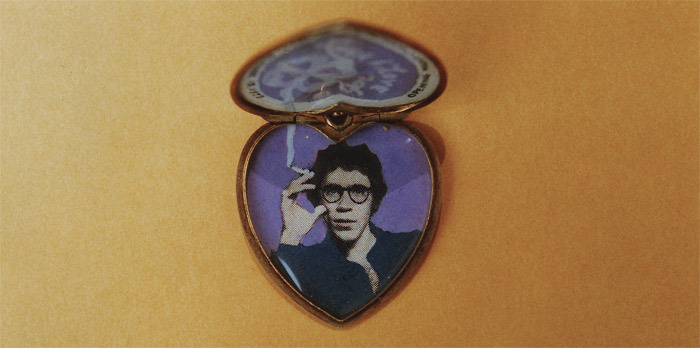A still from I Remember: A Film About Joe Brainard, 2012.