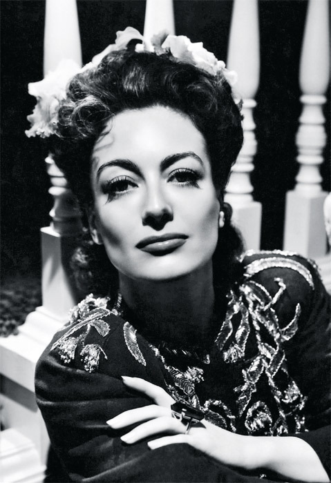 Joan Crawford in George Cukor's 1941 film A Woman's Face.