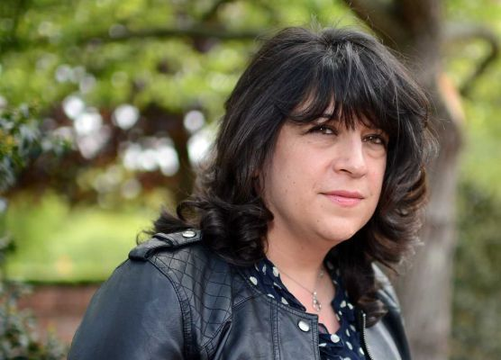 E.L. James, author of Fifty Shades of Gray and the patron saint of Random House bonuses