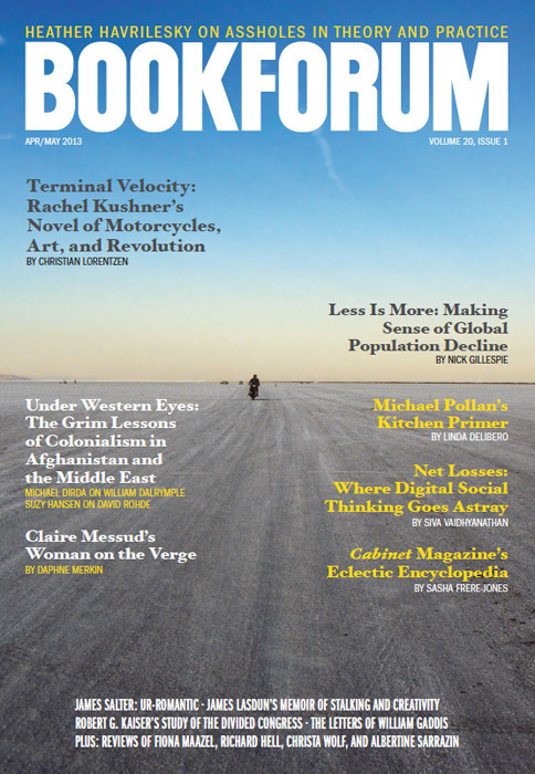 Cover of Apr/May 2013