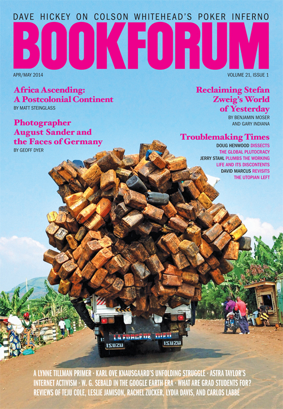 Cover of Apr/May 2014