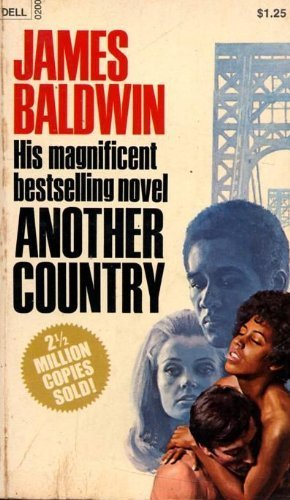 The 1966 Dell edition of James Baldwin's Another Country