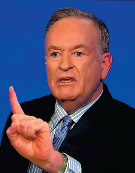 Bill O'Reilly, 2013.