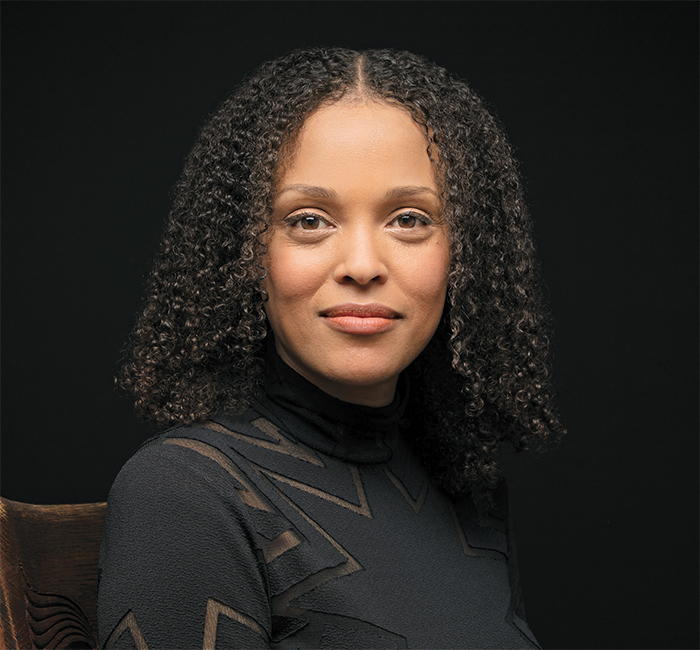 Jesmyn Ward, New York, 2017. Beowulf Sheehan.