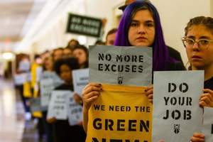 Power the Green New Deal
