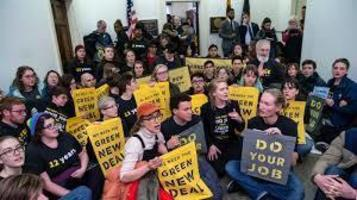 The necessary idealism of the Green New Deal