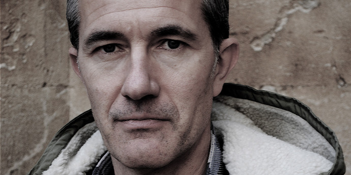 Geoff Dyer. Photo: Marzena Pogorzaly