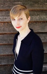 Chelsea Manning. Photo: Tim Travers Hawkins