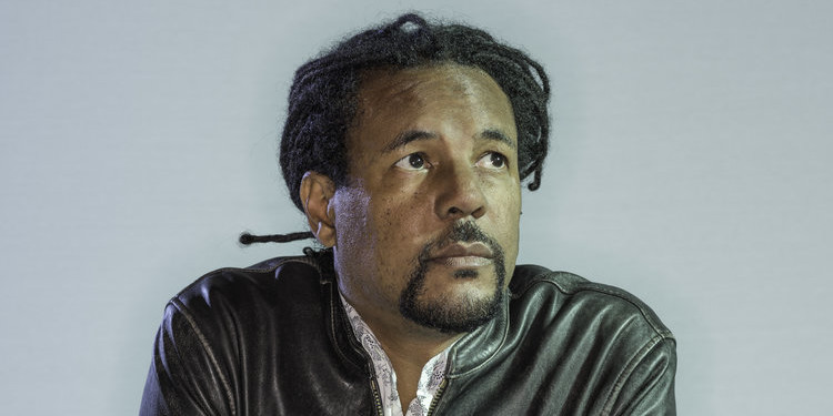 Colson Whitehead. Photo: Chris Close