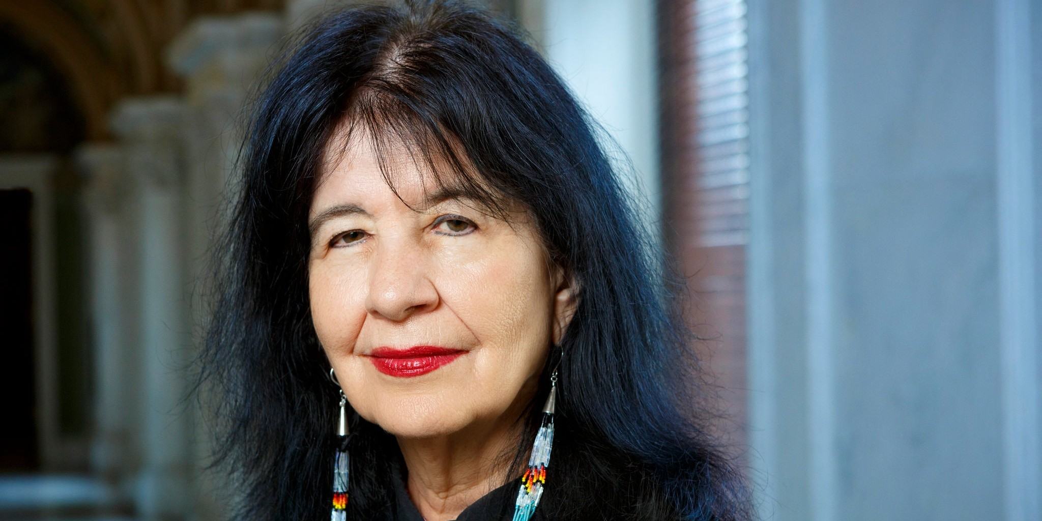 Joy Harjo. Photo: Shawn Miller