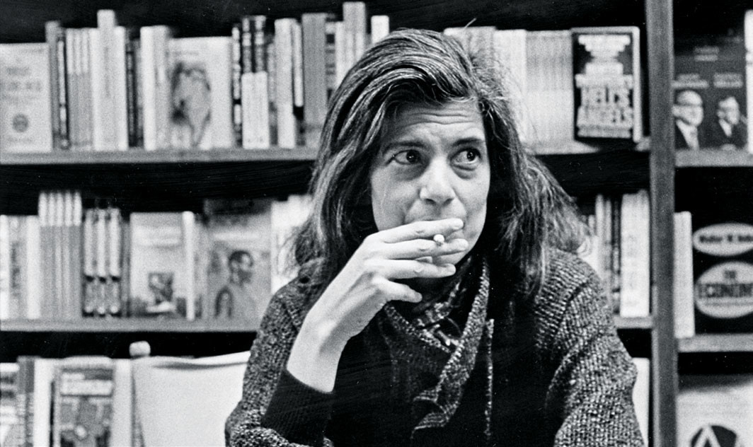 A new biography of Susan Sontag – Melissa Anderson