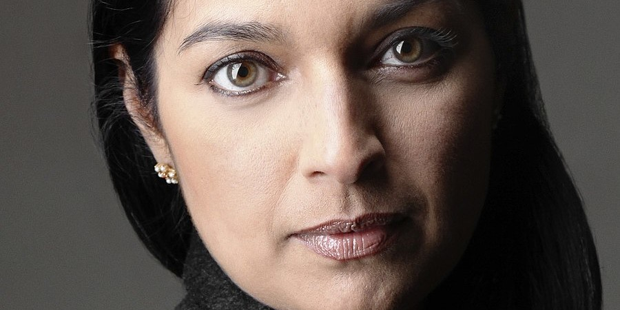 Jhumpa Lahiri. Photo: Lynn Neary