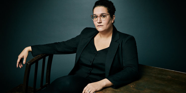 Carmen Maria Machado. Photo: Art Streiber / AUGUST