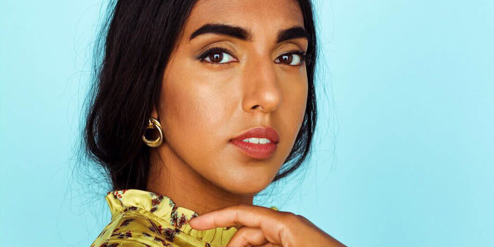 Rupi Kaur. Photo: Baljit Singh