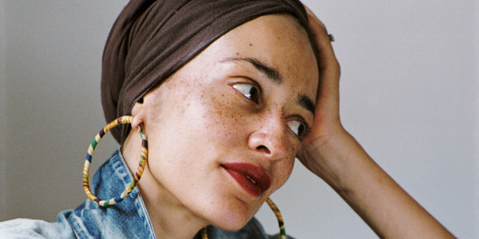 Zadie Smith. Photo: Dominique Nabokov