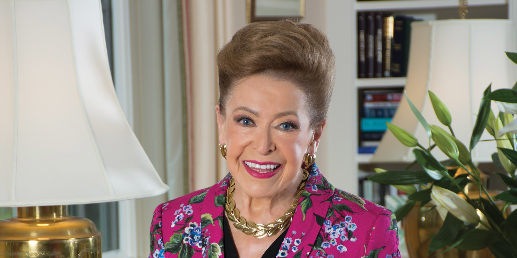 Mary Higgins Clark. Photo © Bernard Vidal