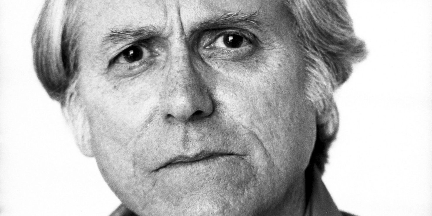 Don DeLillo. Photo: © Joyce Ravid
