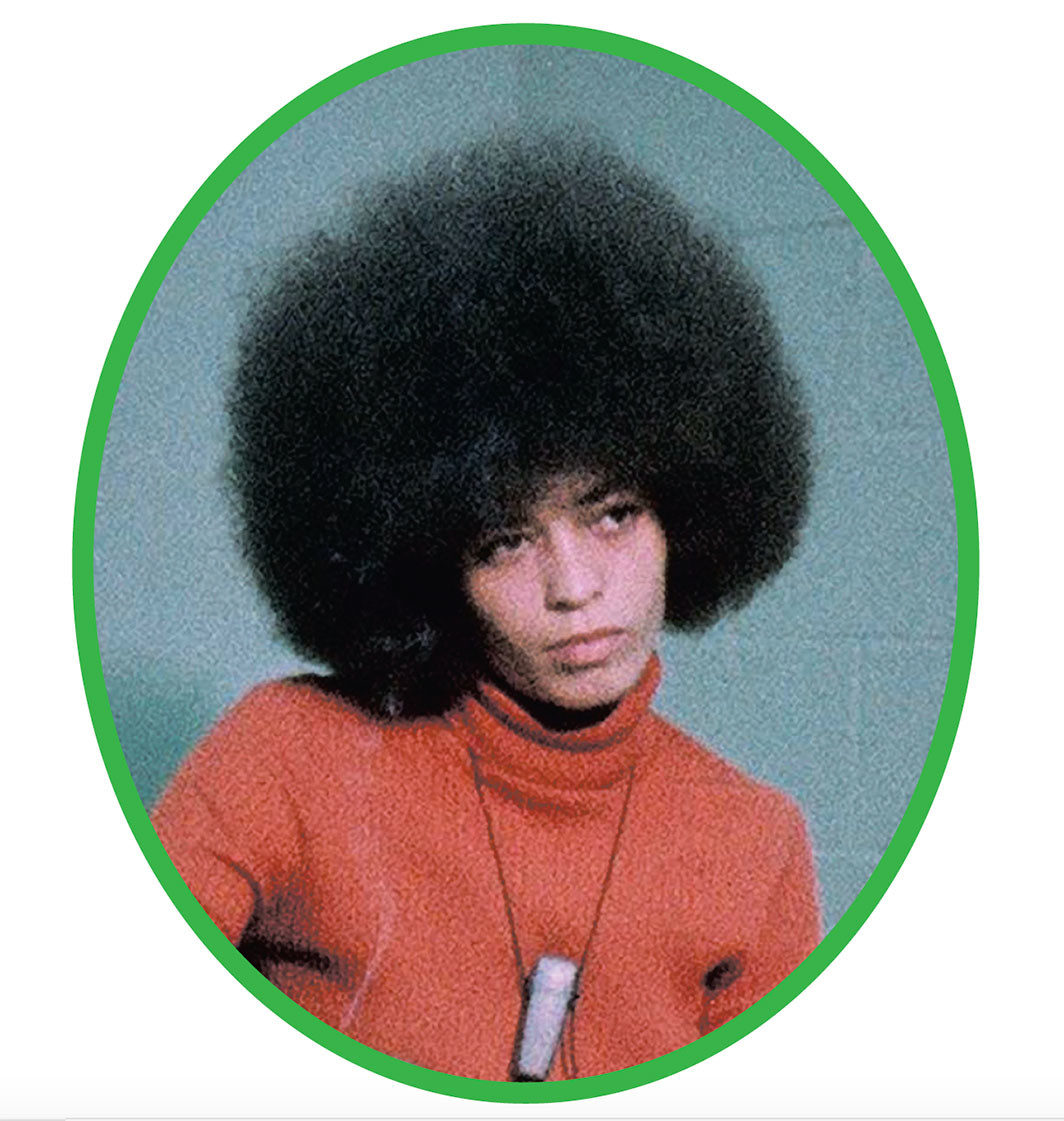 Göran Hugo Olsson, The Black Power Mixtape 1967–1975, 2011. Angela Davis. PBS