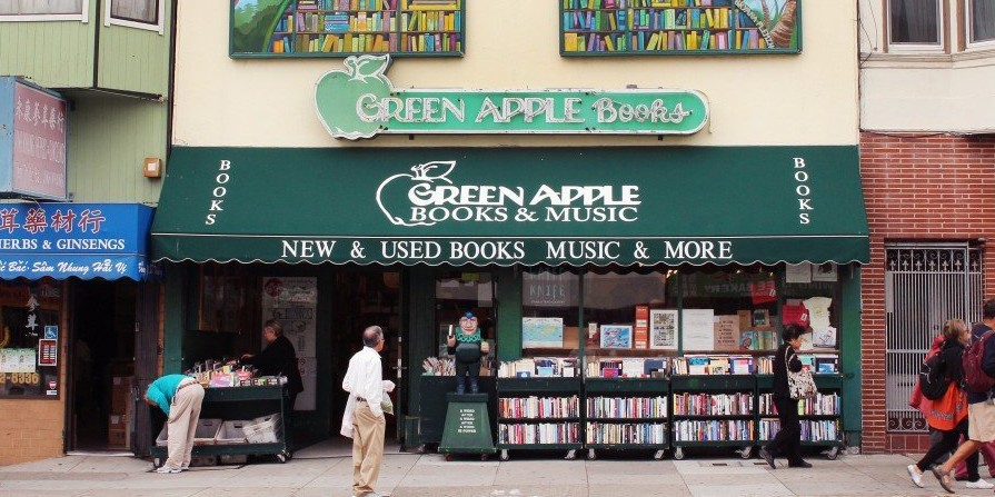 San Francisco's Green Apple Books