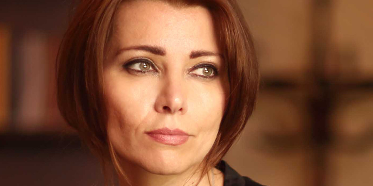 Elif Shafak. Photo: Zeynel Abidin