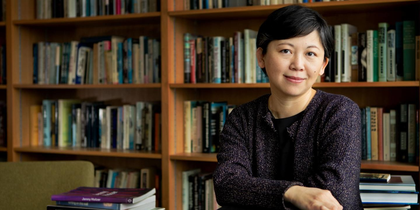 Yiyun Li. Photo: Denise Applewhite