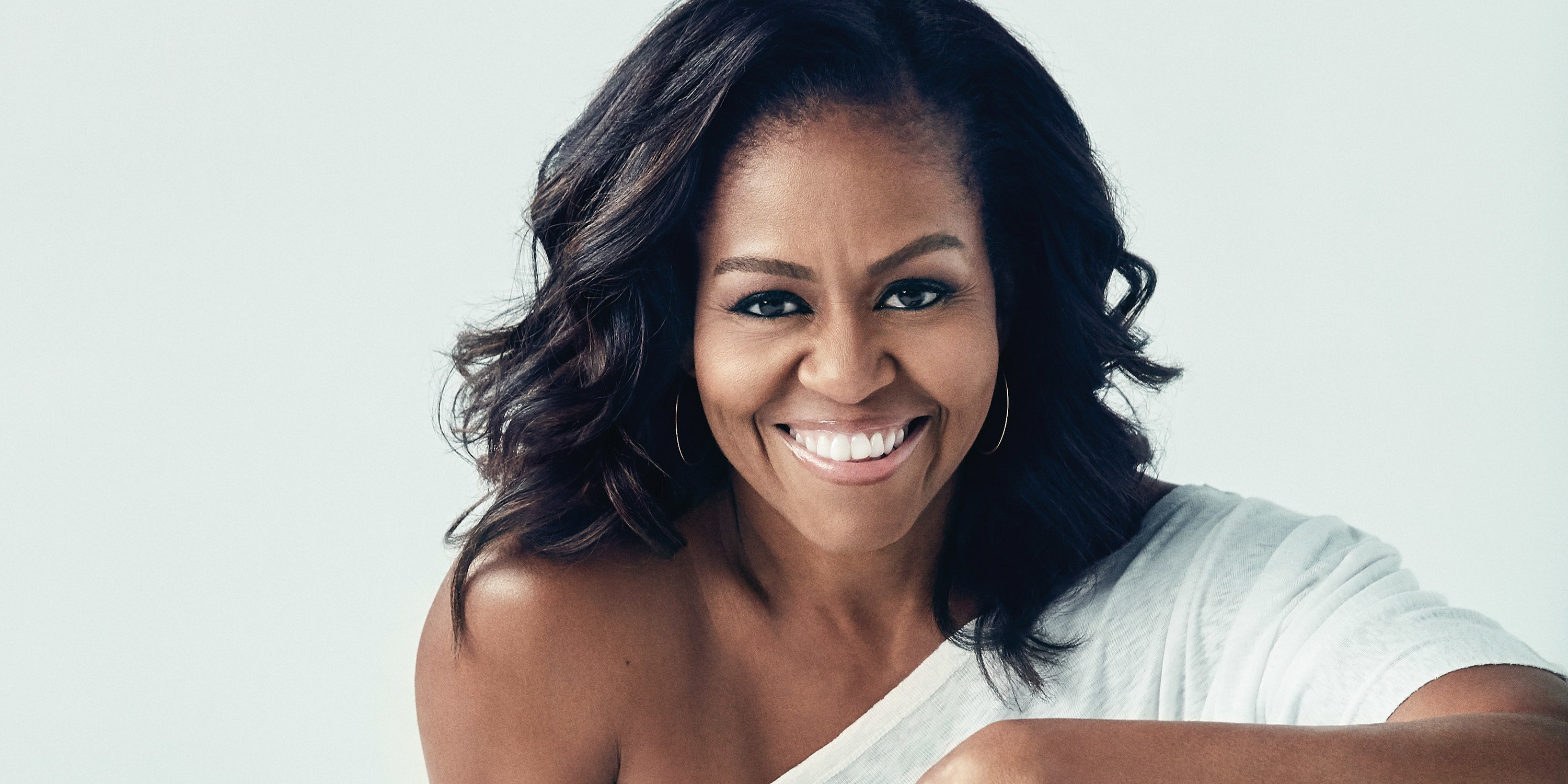 Michelle Obama. Photo: © Miller Mobley