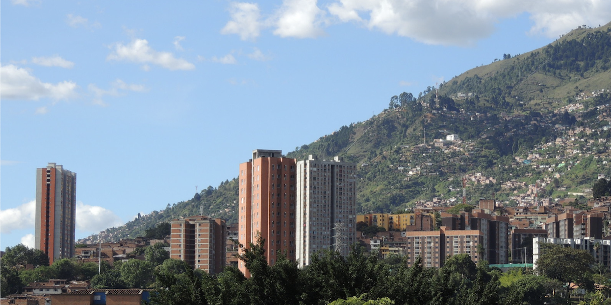 Medellín, June 2014. Photo: Iván Erre Jota/Flickr