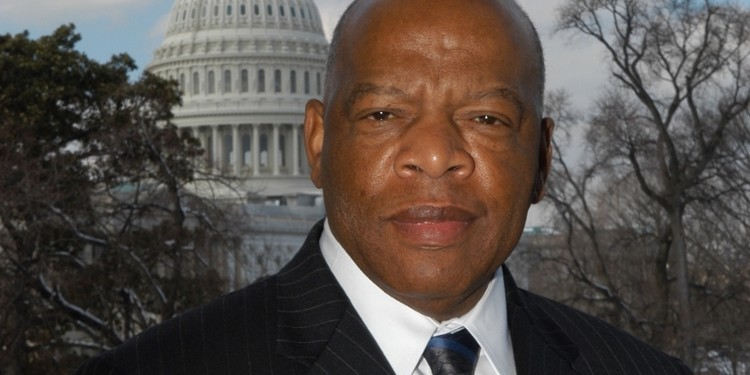 Rep. John Lewis in 2006. Photo: US Congress/Wikimedia Commons
