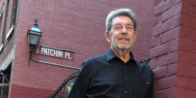 Pete Hamill. Photo: Deirdre Hamill/Quest Imagery