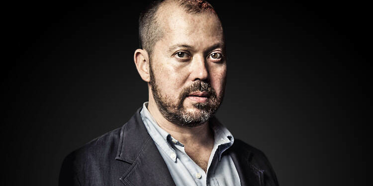 Alexander Chee. Photo: M. Sharkey