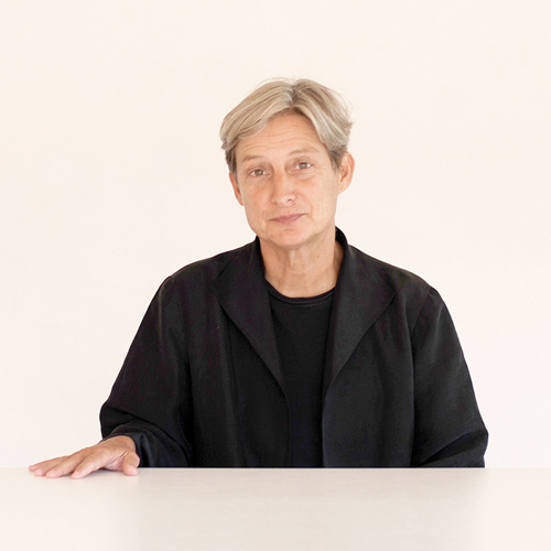 Judith Butler. Photo: Verso