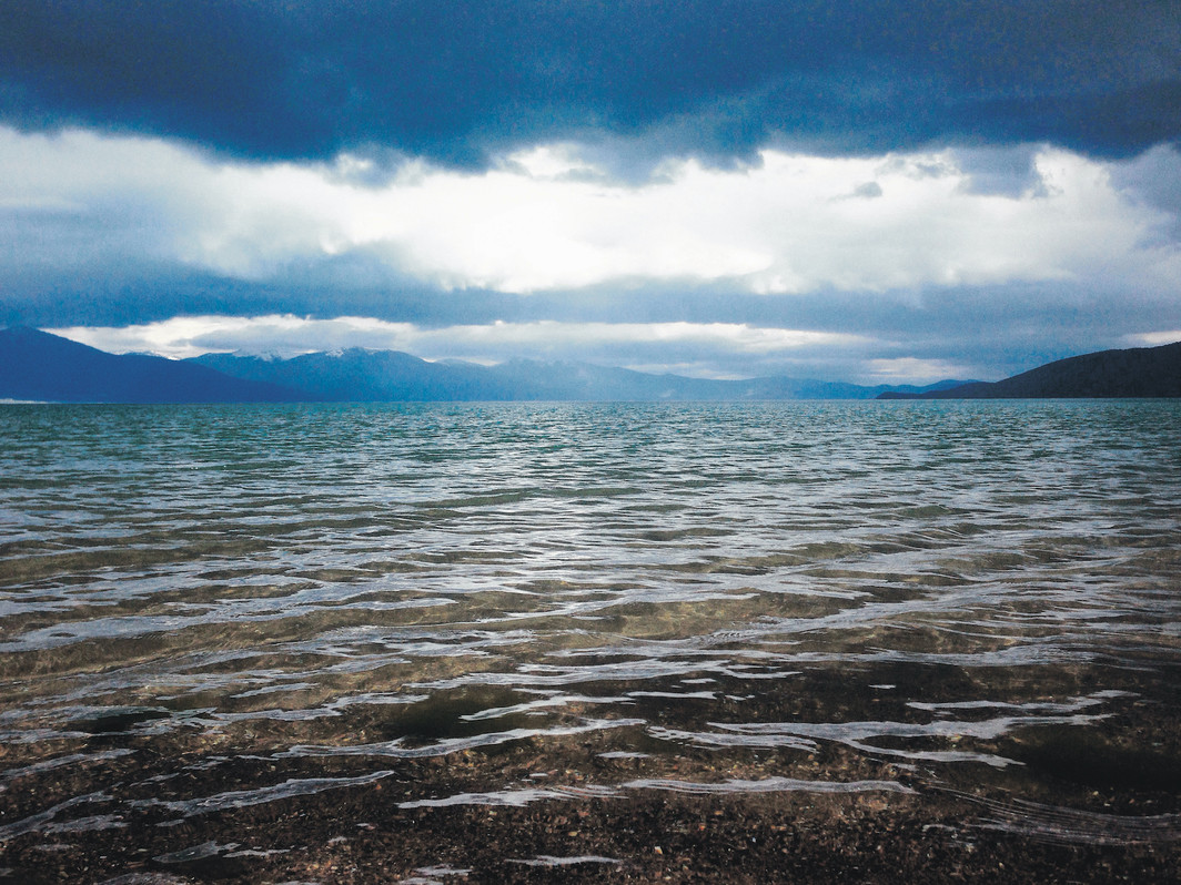 Lake Prespa, Oteševo, North Macedonia, 2015.
