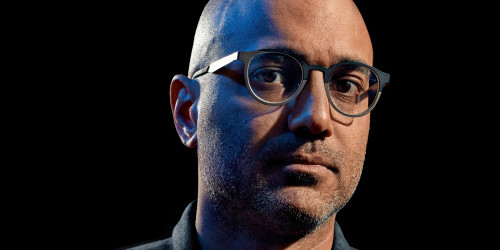 Ayad Akhtar. Photo: Hachette Book Group/Vincent Tullo
