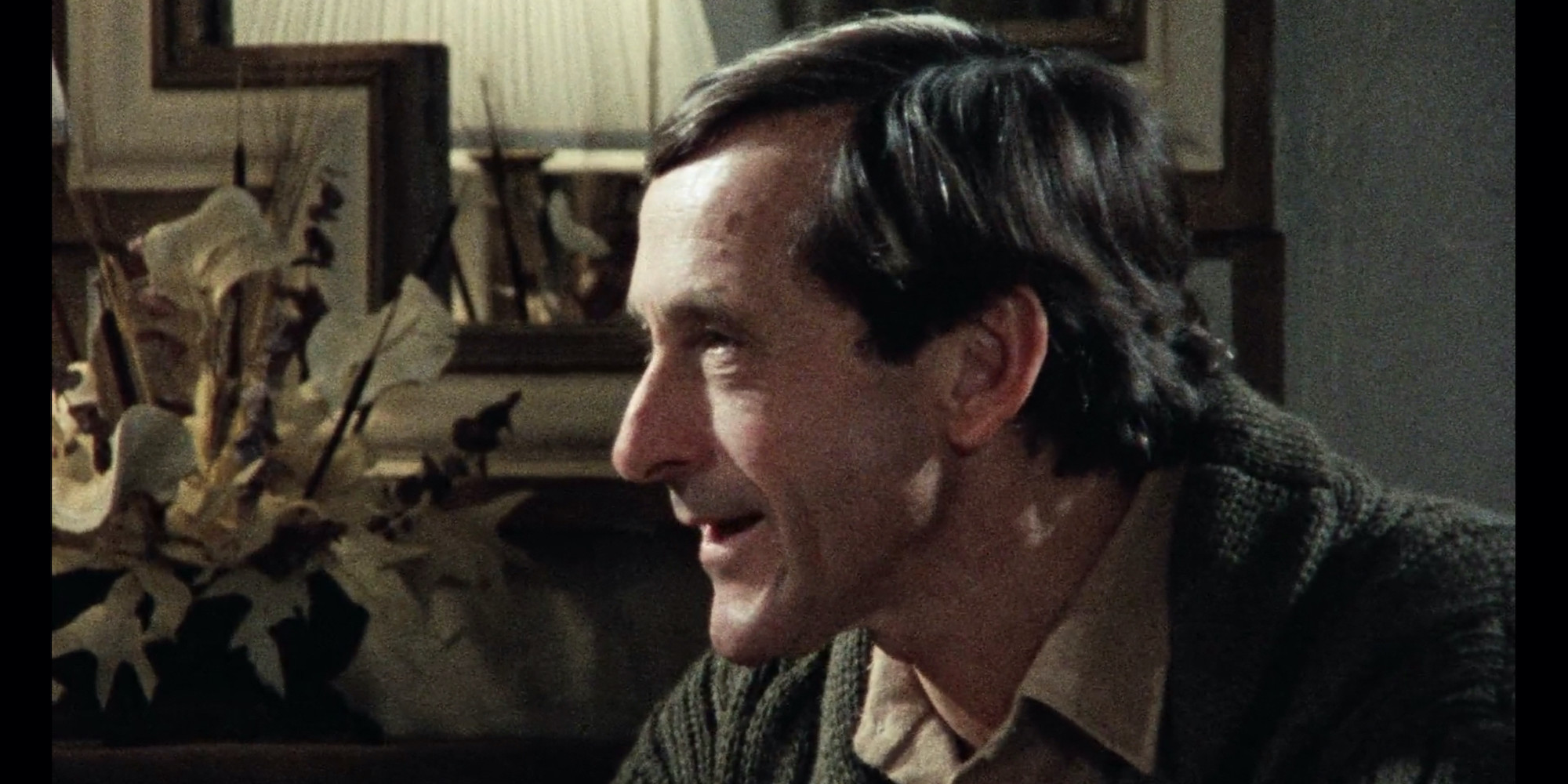 Louis Malle, My Dinner with André, 1981. André Gregory. edit