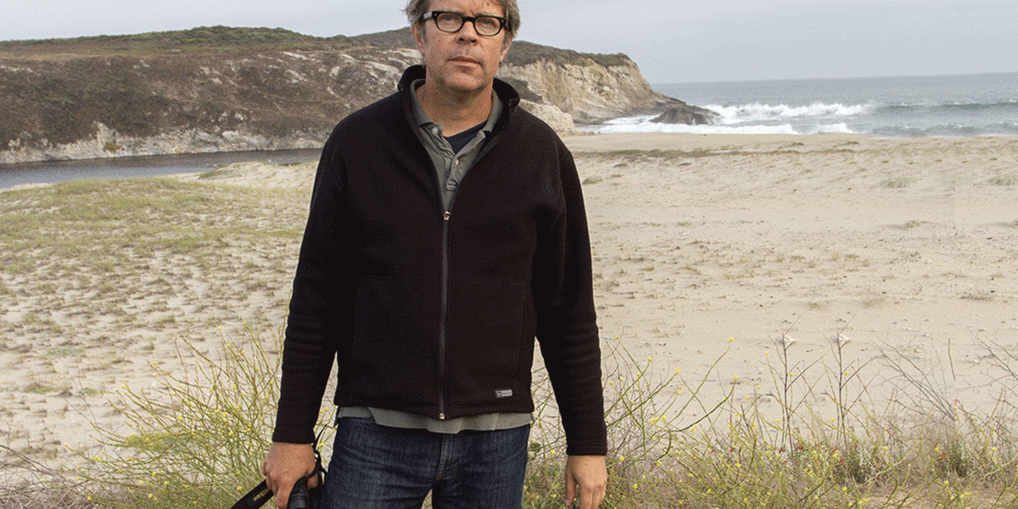 Jonathan Franzen. Photo: Shelby Graham