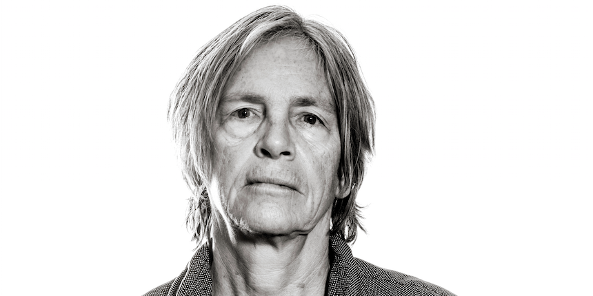 Eileen Myles. Photo: Shae Detar
