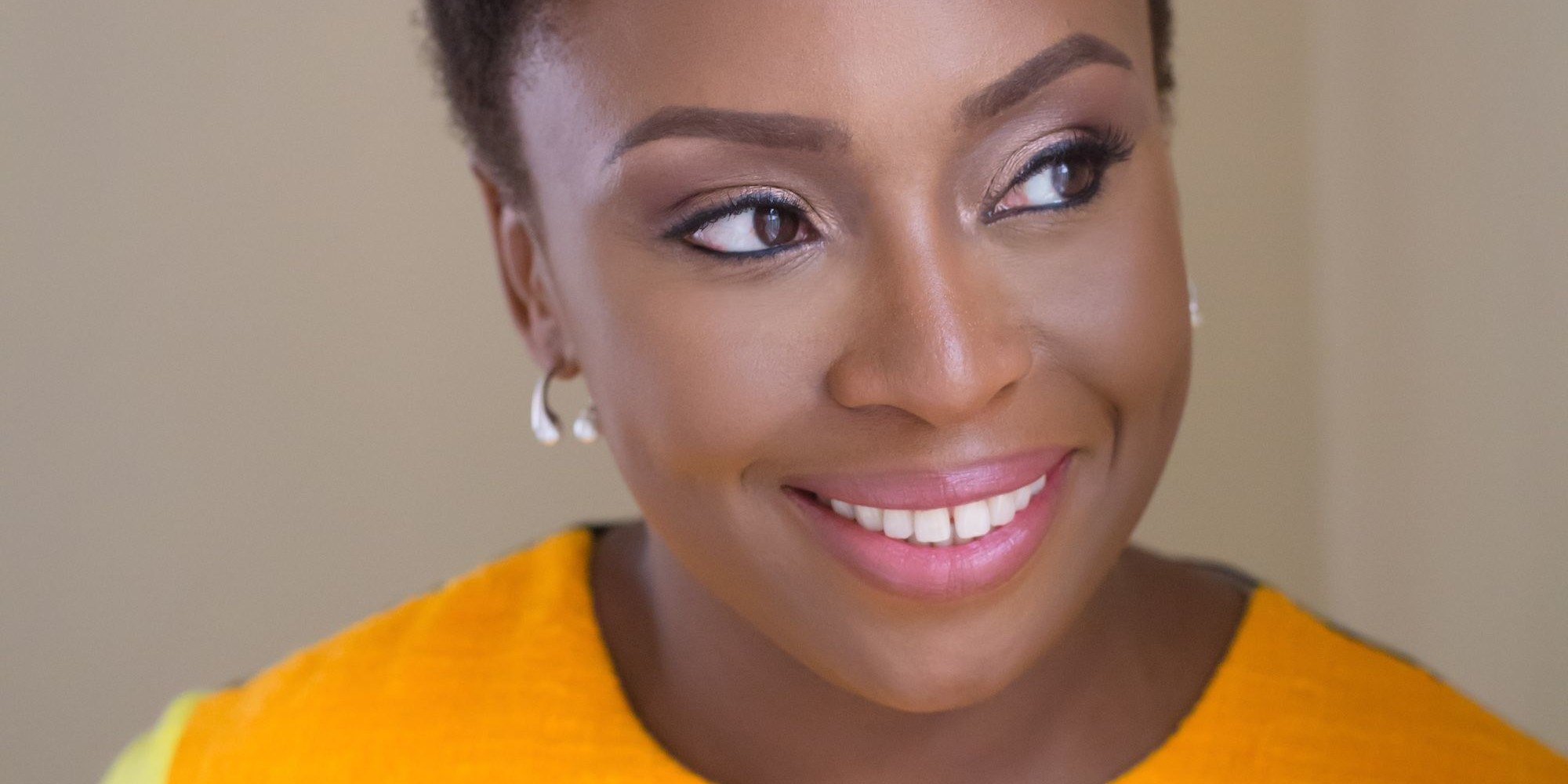 Chimamanda Ngozi Adichie. Photo: © Wani Olatunde