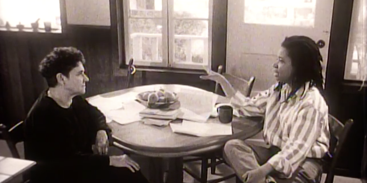 Dionne Brand, Listening for Something..., 1996. Adrienne Rich and Dionne Brand. National Film Board of Canada
