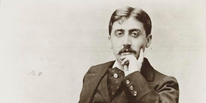 Marcel Proust,1895. Photo: Otto Wegener.