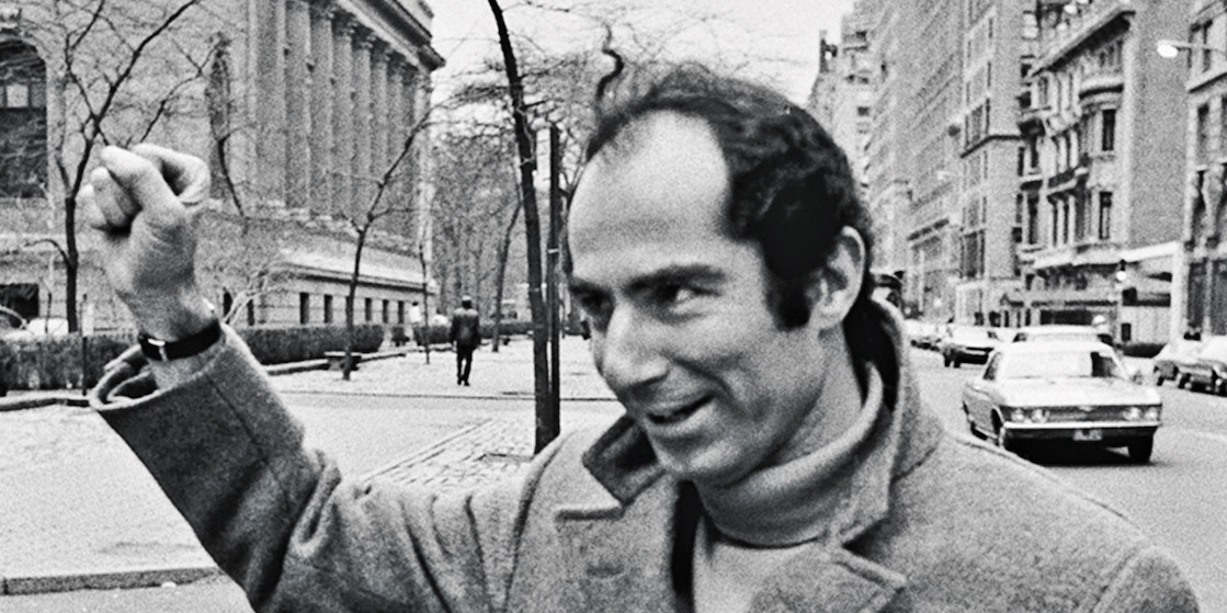 Philip Roth, New York, 1969.