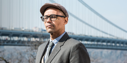 Victor LaValle. Photo: Teddy Wolff