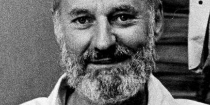 Lawrence Ferlinghetti. Photo: Elsa Dorfman