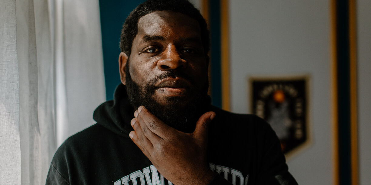 Hanif Abdurraqib. Photo: Megan Leigh Barnard