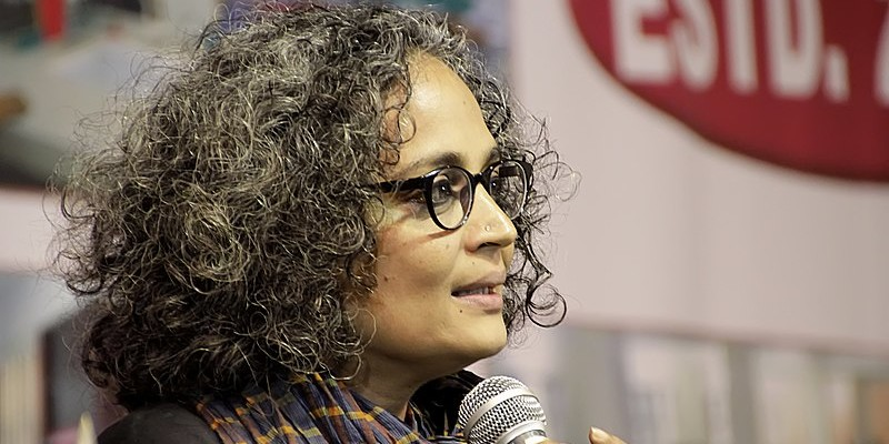 Arundhati Roy. Photo: Wikimedia Commons