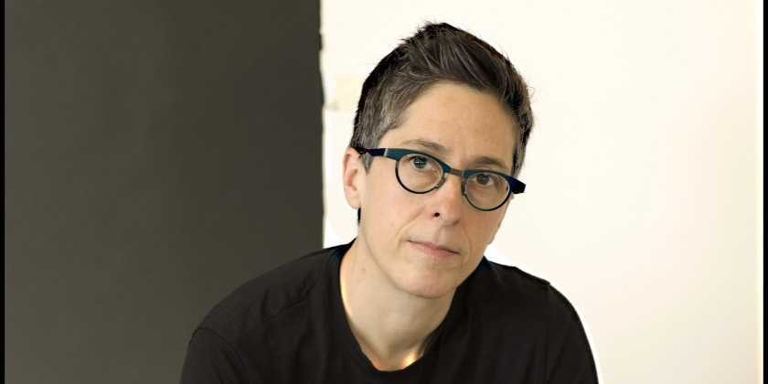 Alison Bechdel. Photo: Elena Seibert.