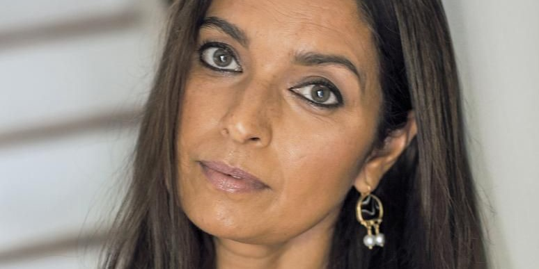 Jhumpa Lahiri. Photo: Elena Seibert